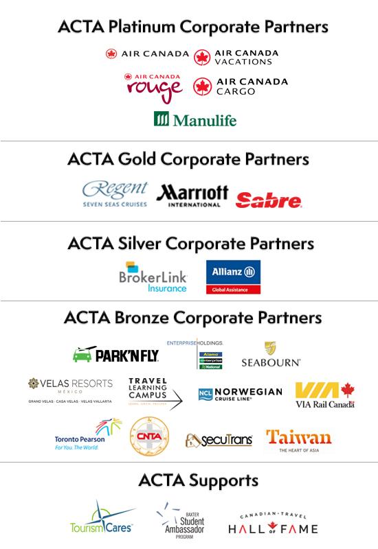 association of canadian travel agencies - acta - association of