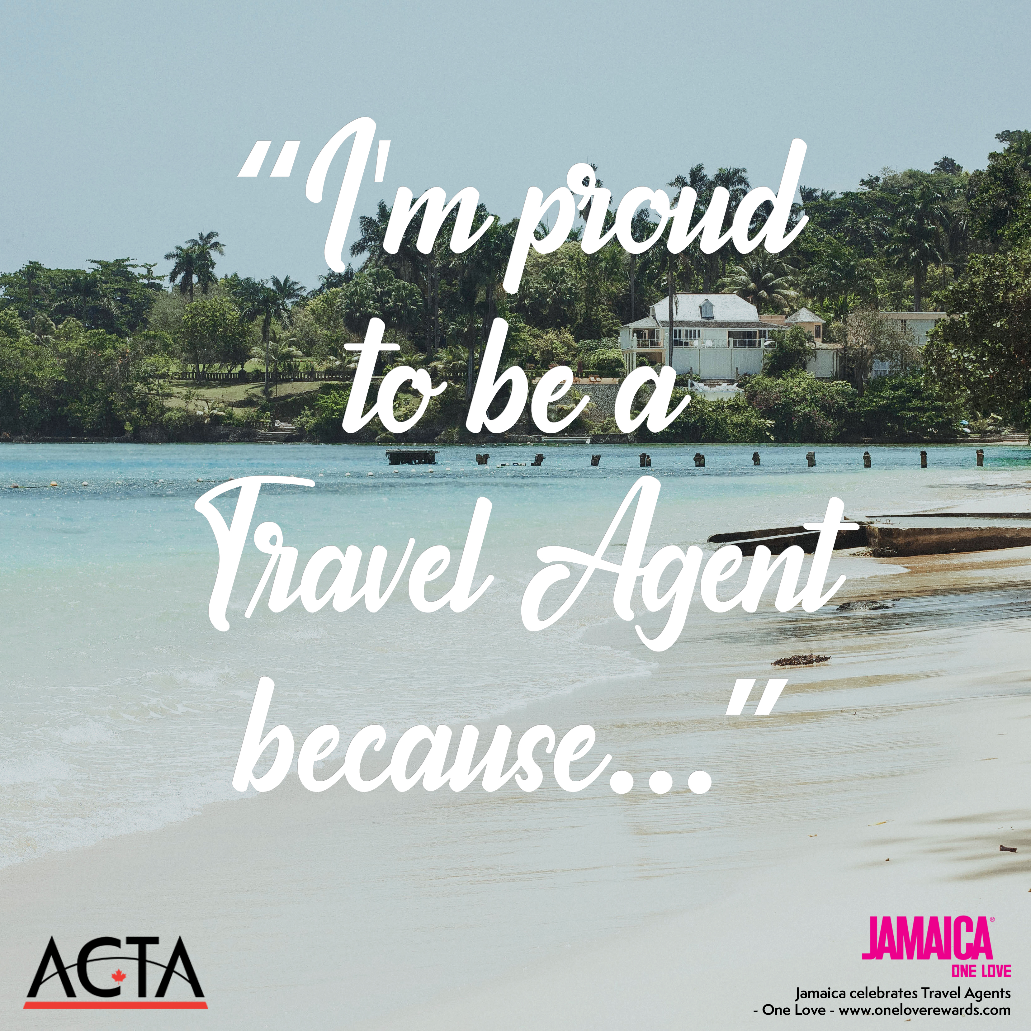 Association of Canadian Travel Agencies - Travel Agent Day Contest!